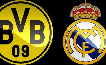 Borussia Dortmund:2-Real Madrid:2 maç sonucu(Goller-video)